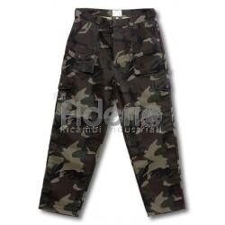 Pantalone safari mimetico