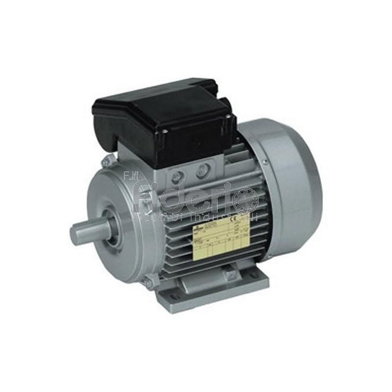 Schema Elettrico Motore Monofase : Motore elettrico monofase