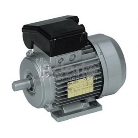 Motore elettrico monofase 4 poli KW 0.75 HP1 Seipee