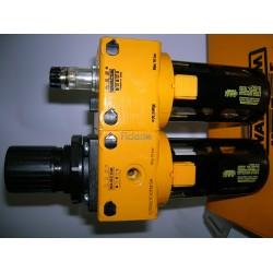Filtro riduttore da 1/2 con scarico automatico EZRR2/7F20PM/SA Waircom